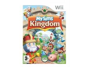 Wii MySims Kingdom