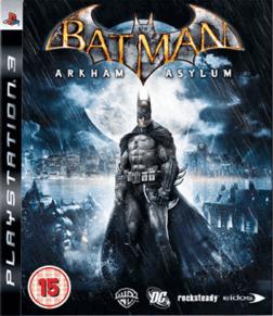 PS3 Batman: Arkham Asylum