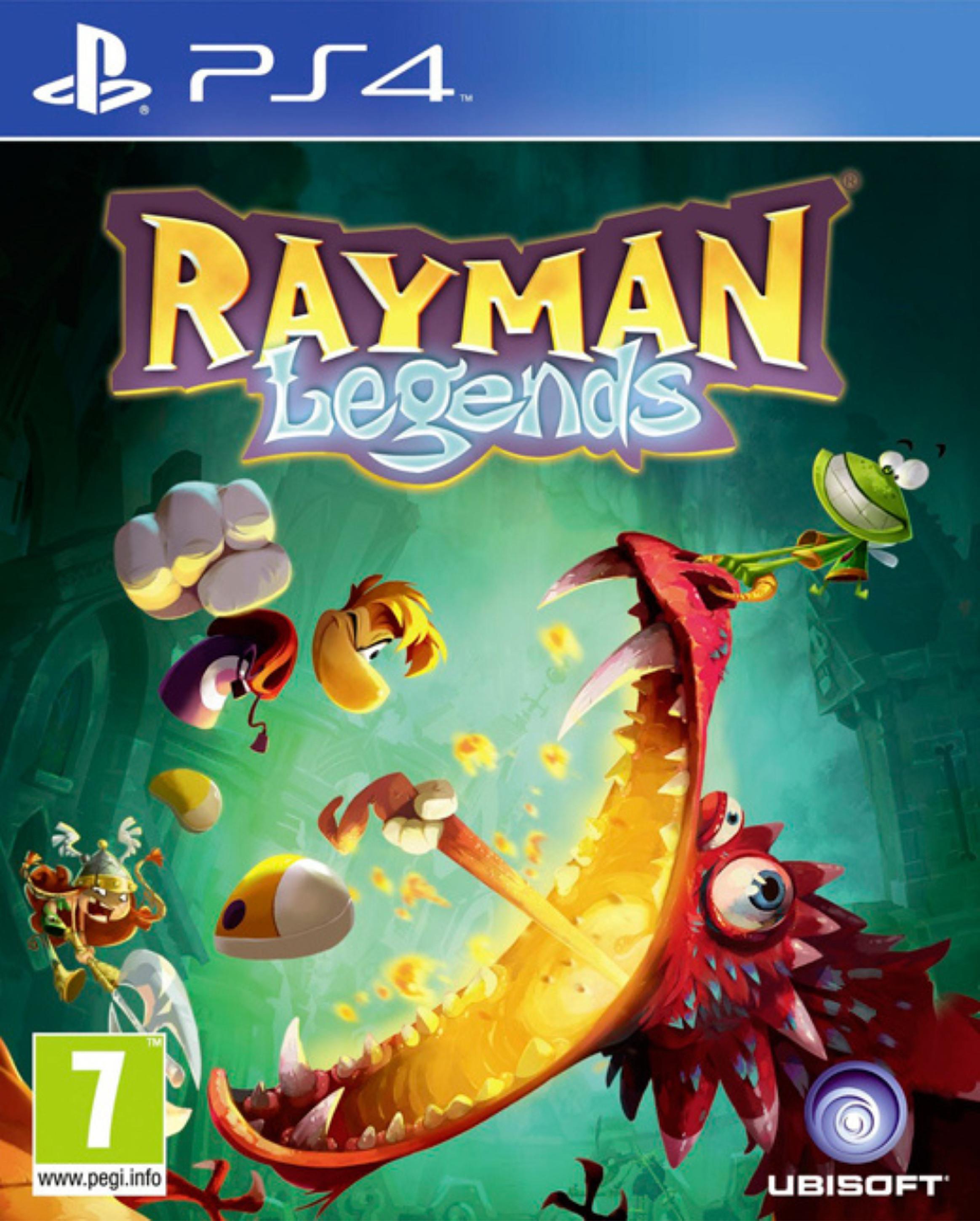 PS4 Rayman Legends (nová)