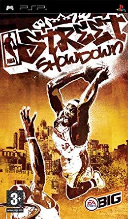 PSP NBA Street Showdown