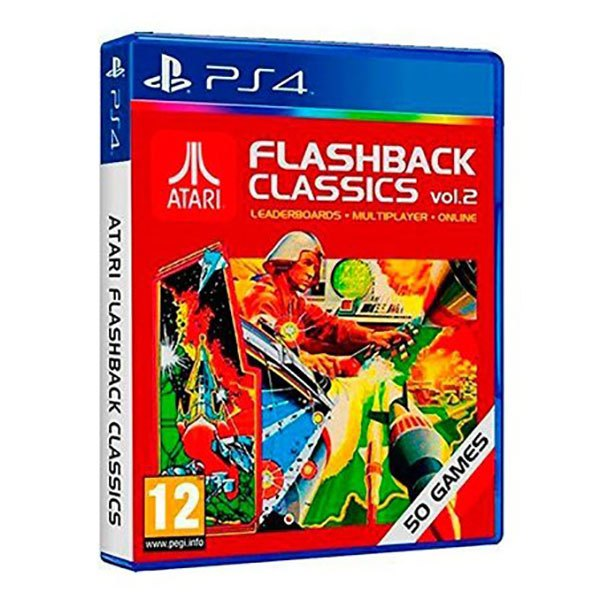 PS4 Atari Flashback Classics Volume 2 (nová)
