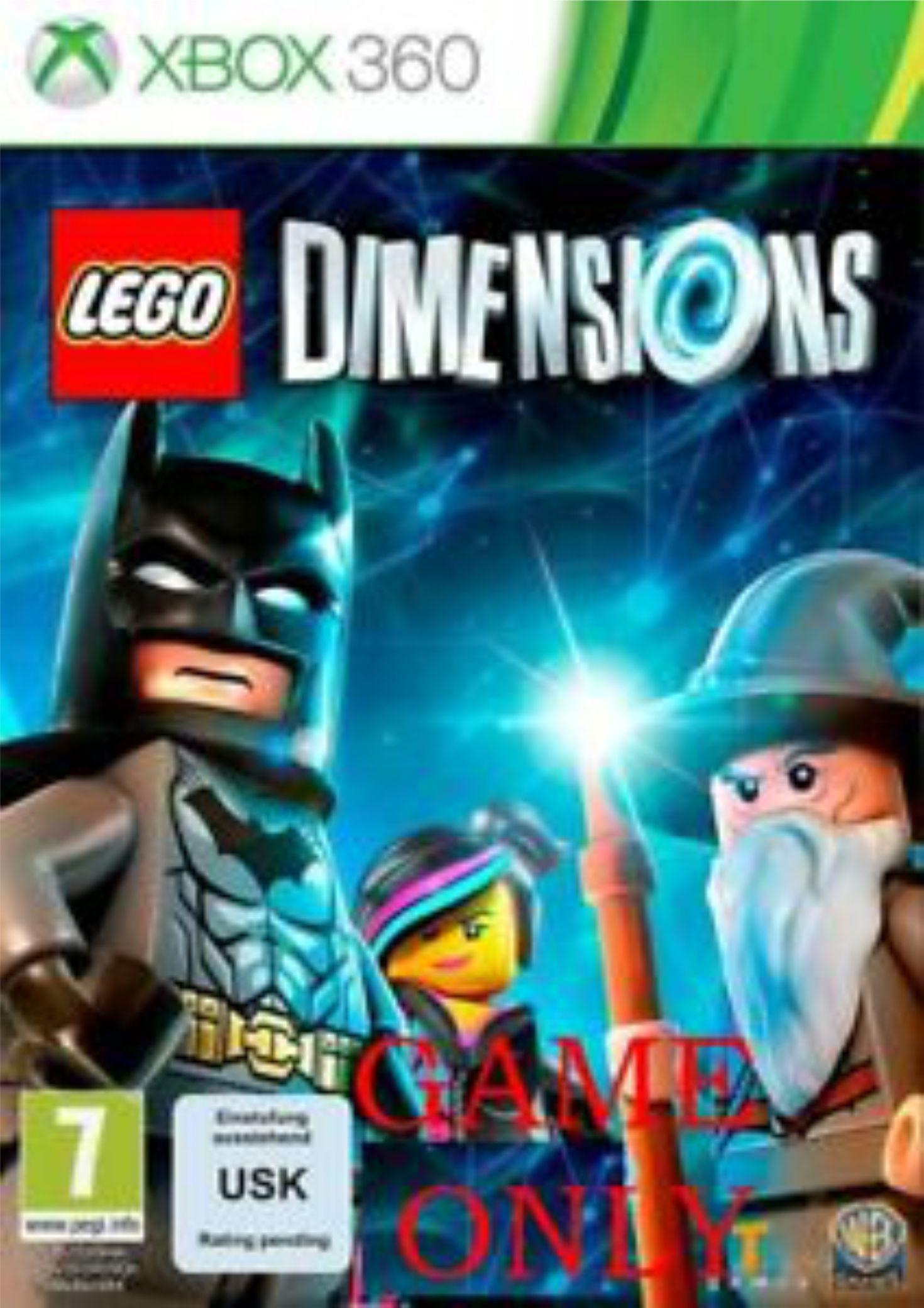 XBOX 360 LEGO Dimensions (pouze hra)