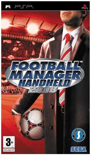 PSP Football Manager handheld 2008