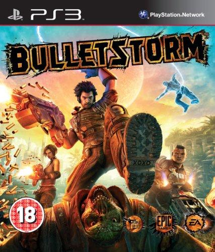 PS3 Bulletstorm (rozbaleno)