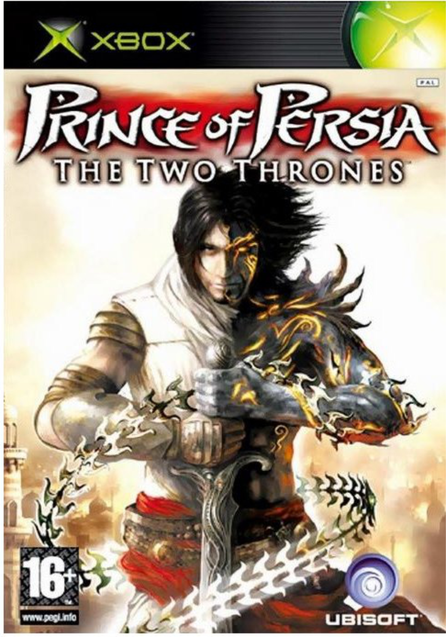 XBOX Prince of Persia: Two Thrones