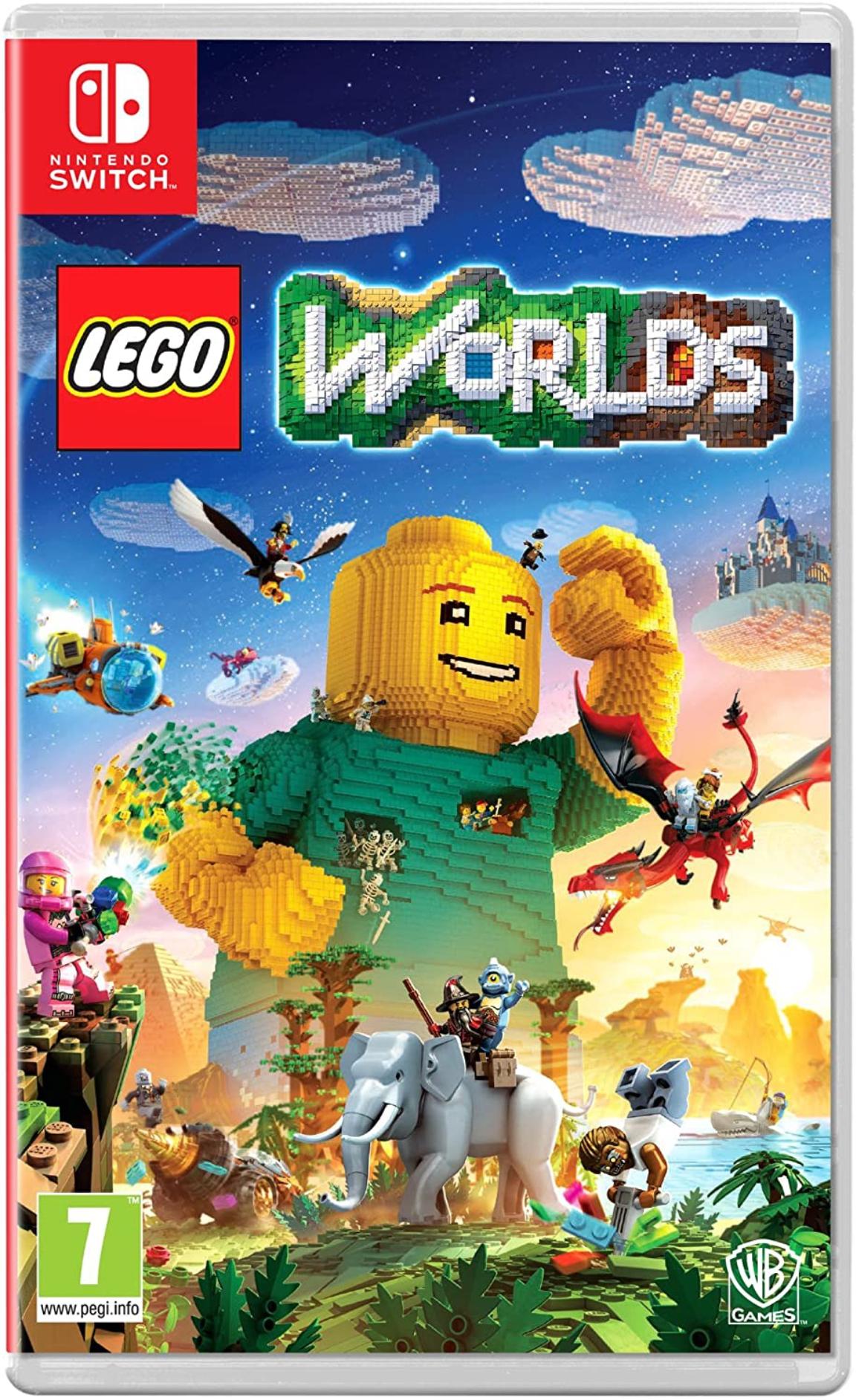 SWITCH LEGO Worlds