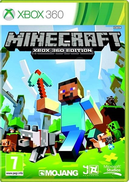 XBOX 360 Minecraft: Xbox 360 Edition