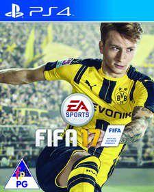 PS4 FIFA 17 CZ