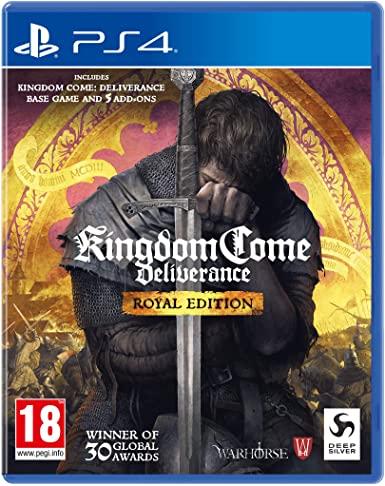 PS4 Kingdom Come: Deliverance (Royal Edition) CZ