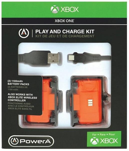 XBOX ONE 2x nabíjecí baterie PowerA