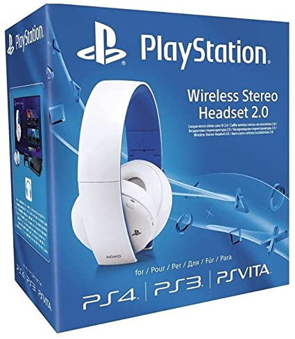 PS4 Sony Wireless Stereo Headset 2.0 (7.1)