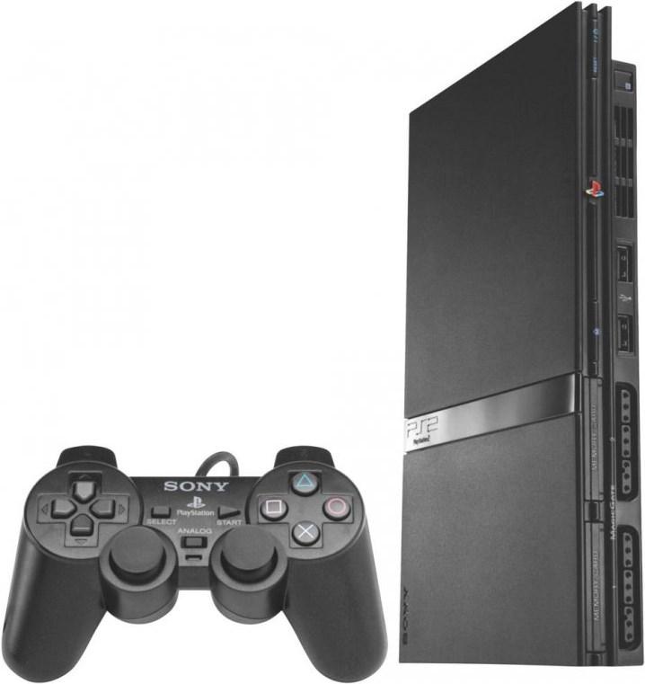 Playstation 2 SLIM SCPH 75003
