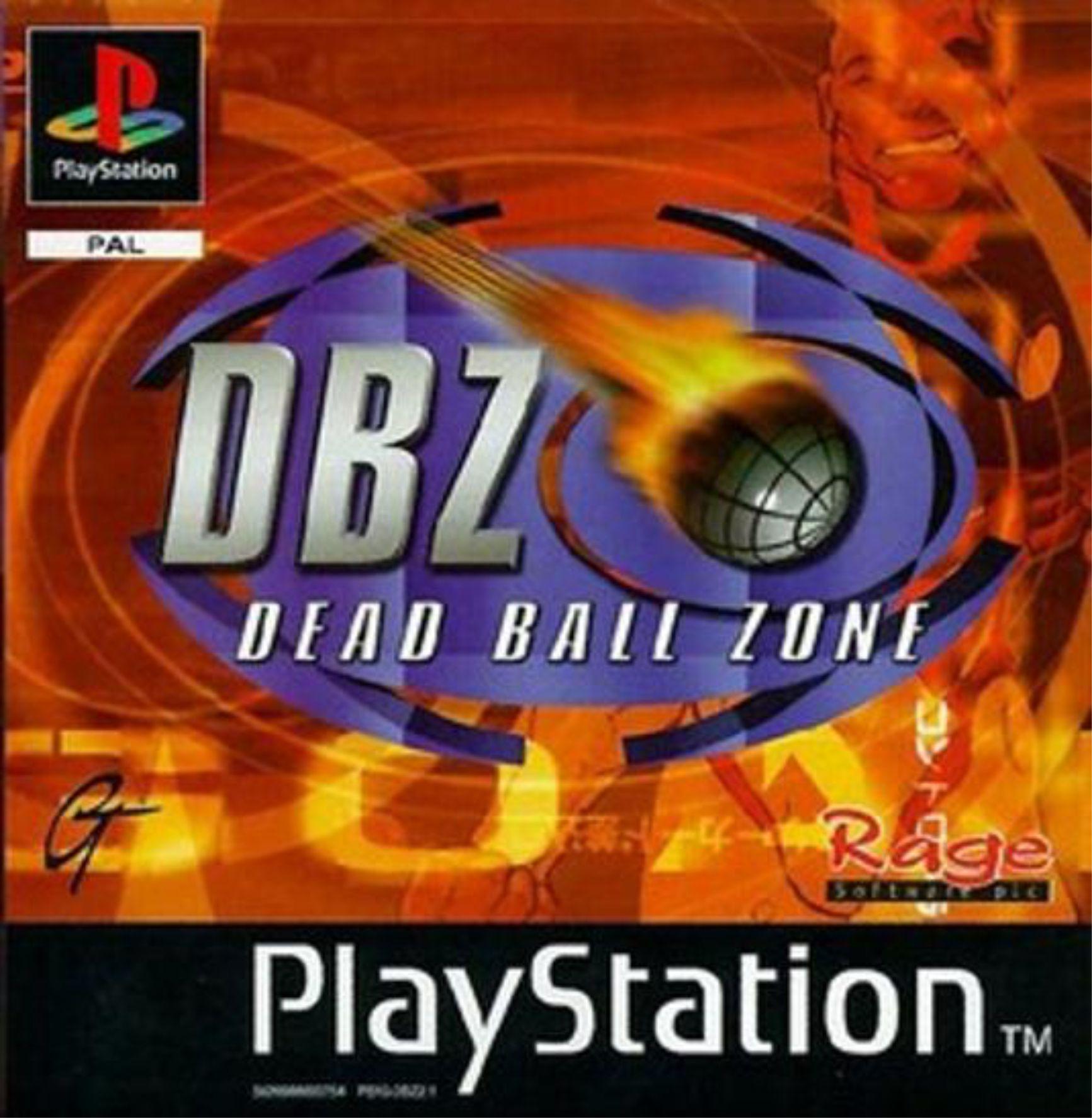 PS1 DBZ: Dead Ball Zone-