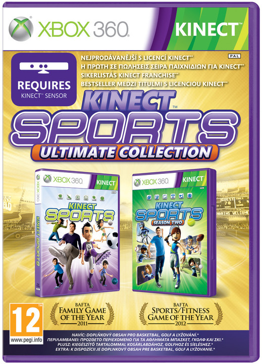 XBOX 360 Kinect Sports: Ultimate Collection