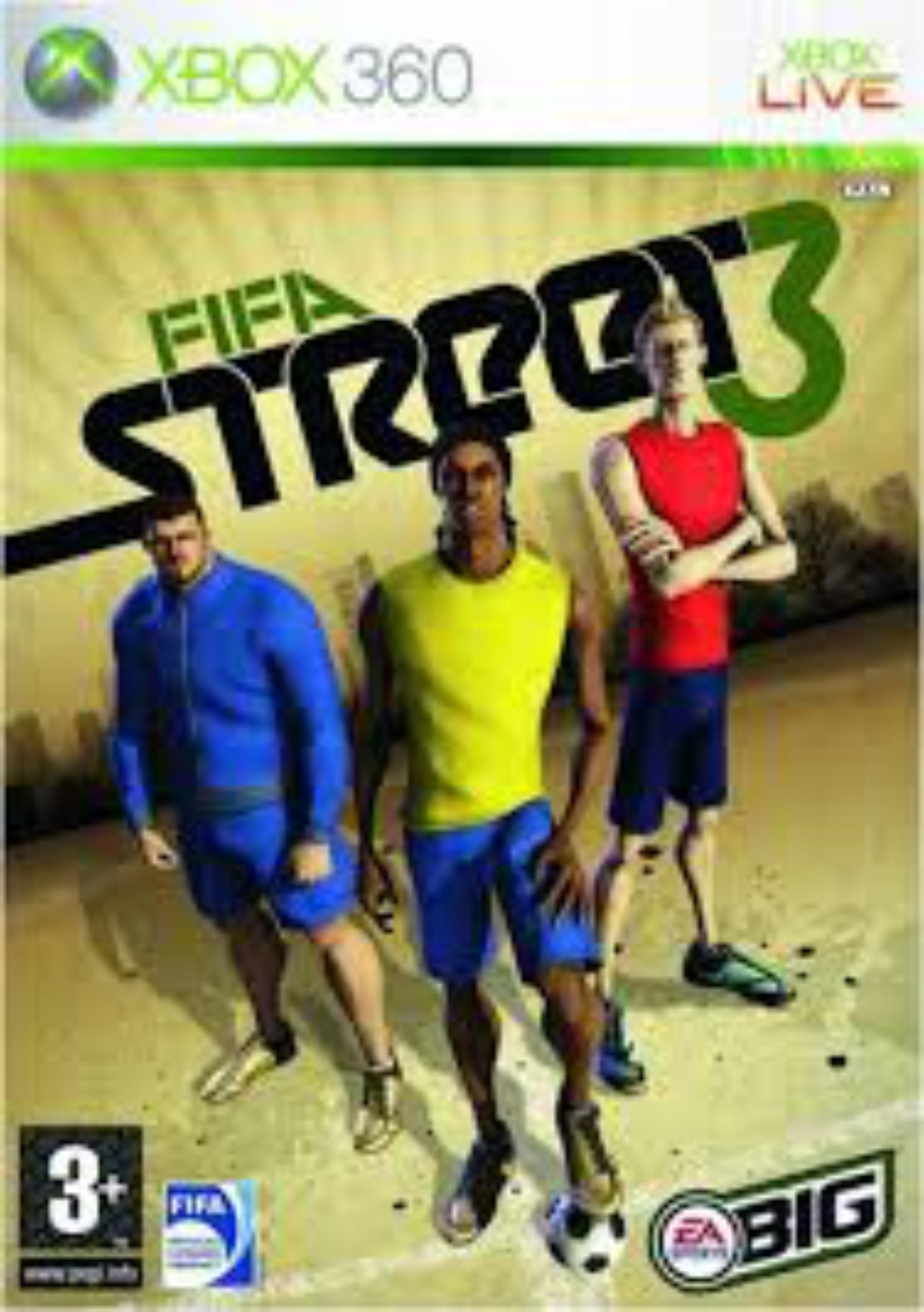 EA XBOX 360 FIFA Street 3