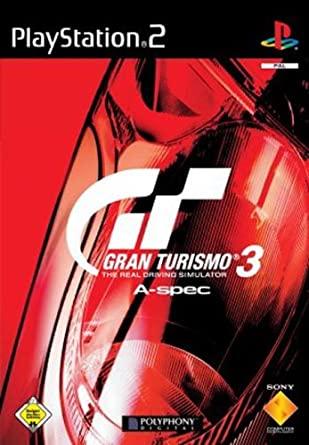 PS2 Gran Turismo 3: A Spec