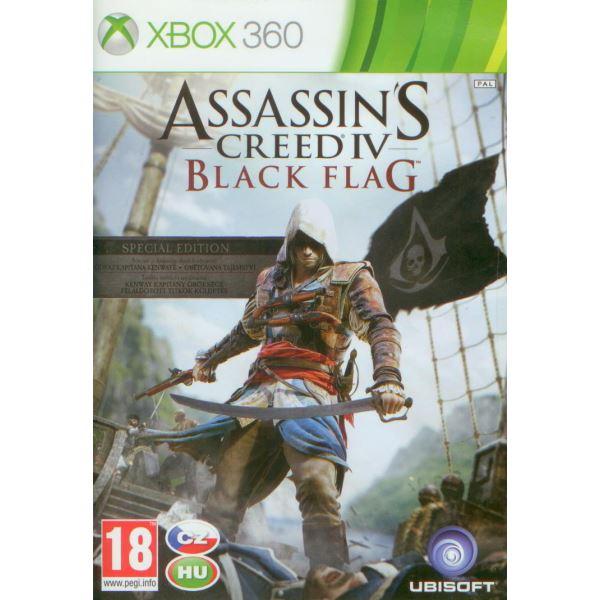 XBOX 360 Assassin's Creed IV: Black Flag CZ
