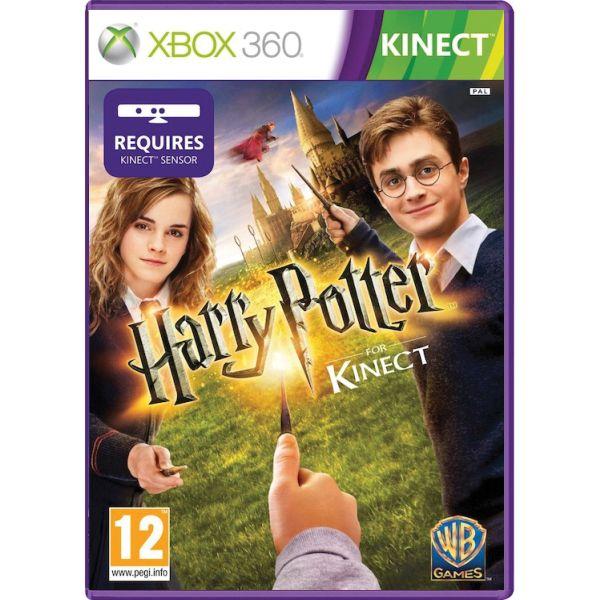 XBOX 360 Harry Potter Kinect