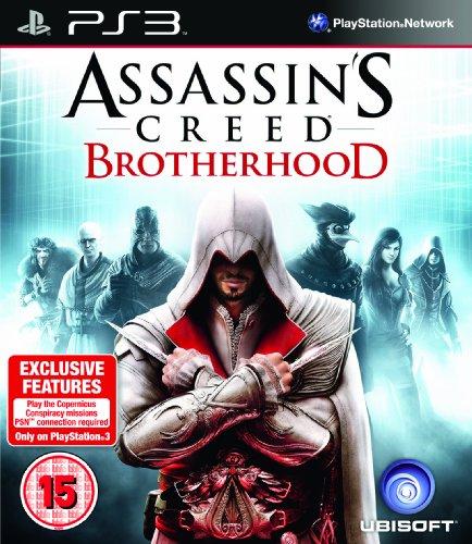 PS3 Assassins Creed: Brotherhood