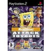 ps2 nicktoons attack of the toybots