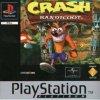 PS1 Crash bandicoot PLATINUM