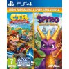 PS4 Crash Team Racing Nitro Fueled & Spyro Reignited Trilogy