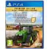 PS4 Farming Simulator 19 Premium Edition CZ (nová)