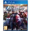 PS4 Marvel's Avengers - Deluxe Edition CZ