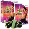 Wii Zumba Fitness Join the Party + cvičební pás