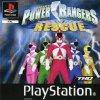 PS1 Power Rangers Lightspeed Rescue
