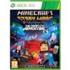 XBOX 360 Minecraft Story Mode complete
