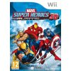 Wii Marvel Super Heroes 3D Grandmaster's Challenge