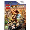 Wii LEGO Indiana Jones 2: The Adventure Continues