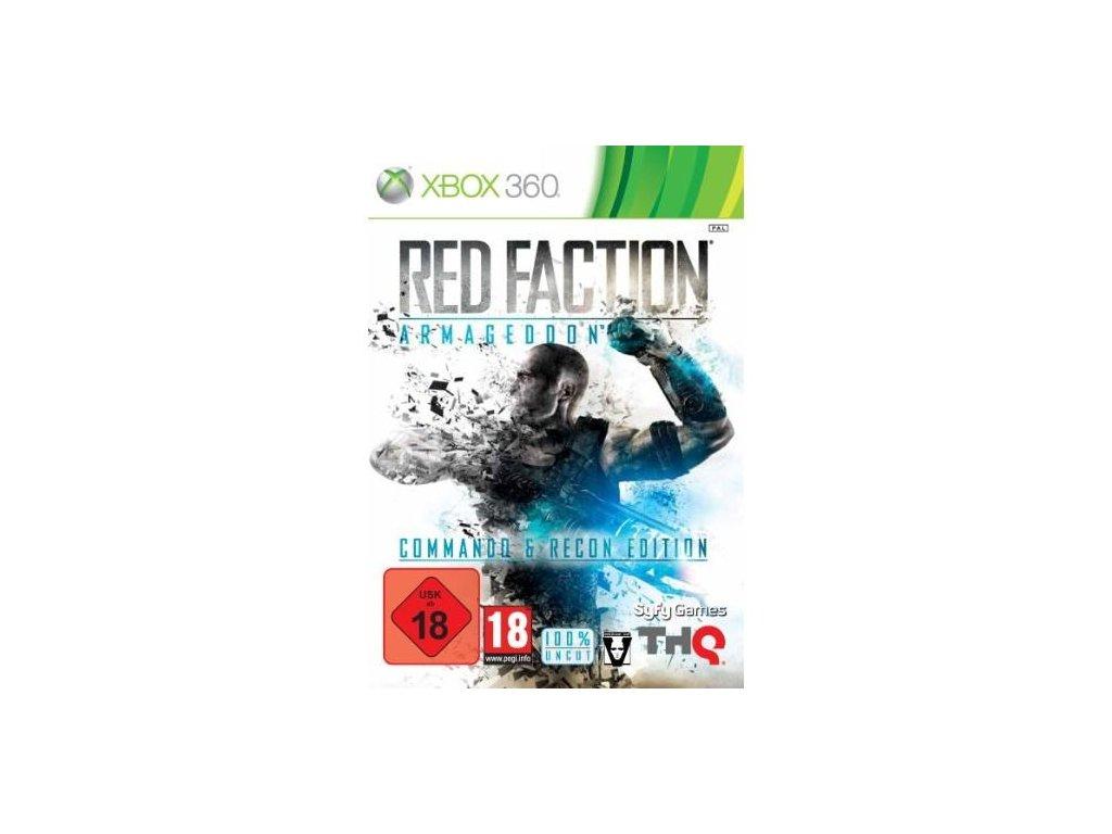 Red Faction:Armageddon  X360