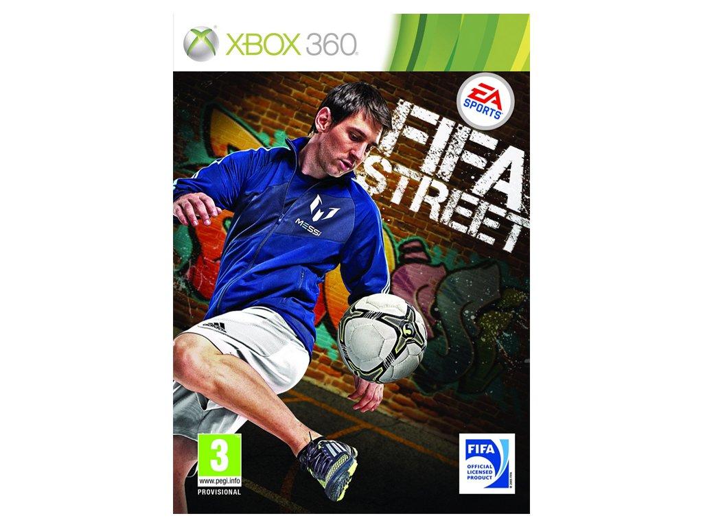 fifa street 4 x360