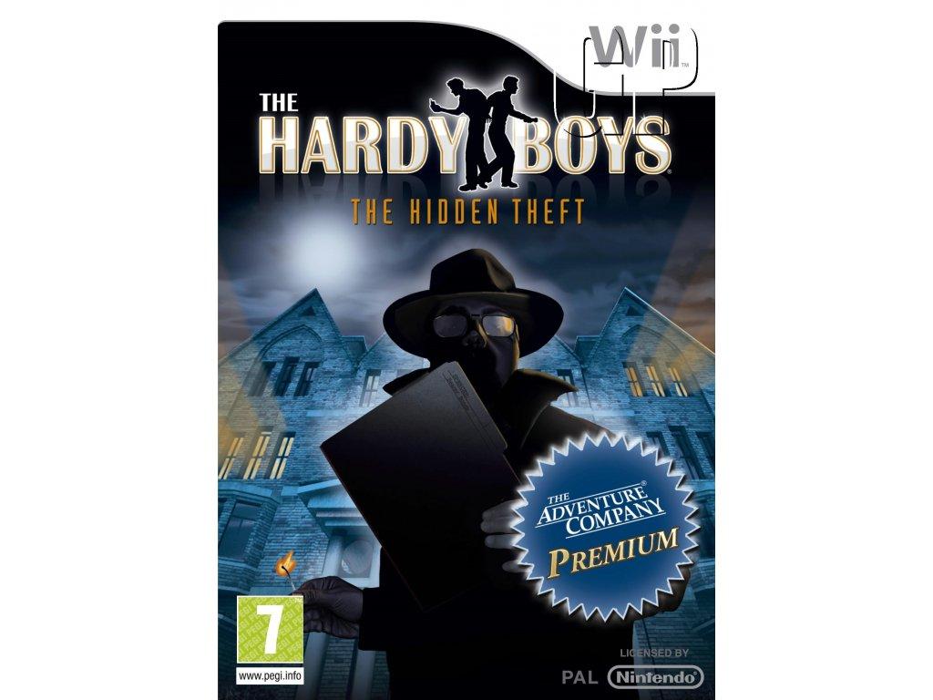Hardy Boys:The Hidden Theft      Wii
