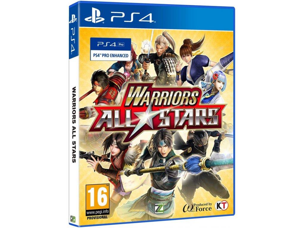 Warriors All Stars PS4 + dárek