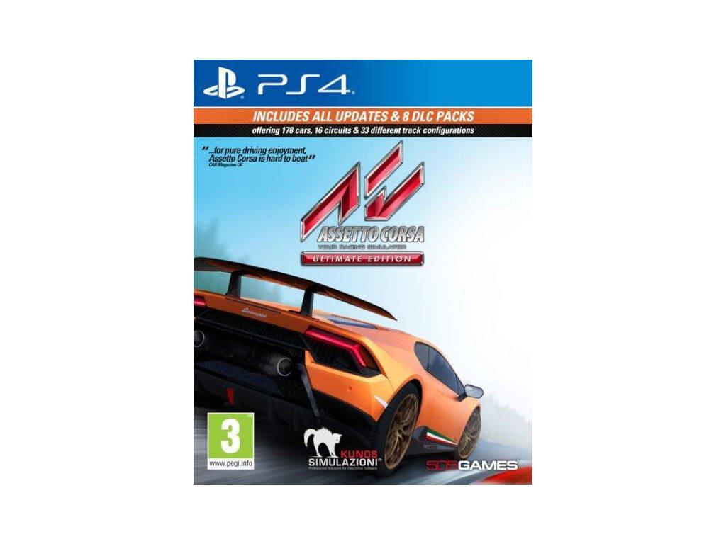 Assetto Corsa (Ultimate Edition) PS4
