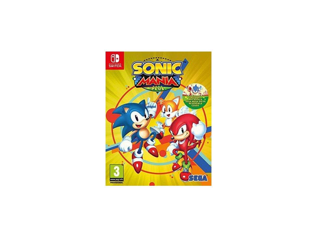 Sonic Mania Plus  (SWITCH)       NSW
