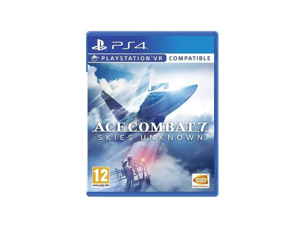 Ace Combat 7:Skies Unknown  PS4