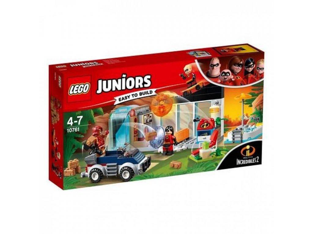 Lego Juniors 10761 Velký útěk z domova