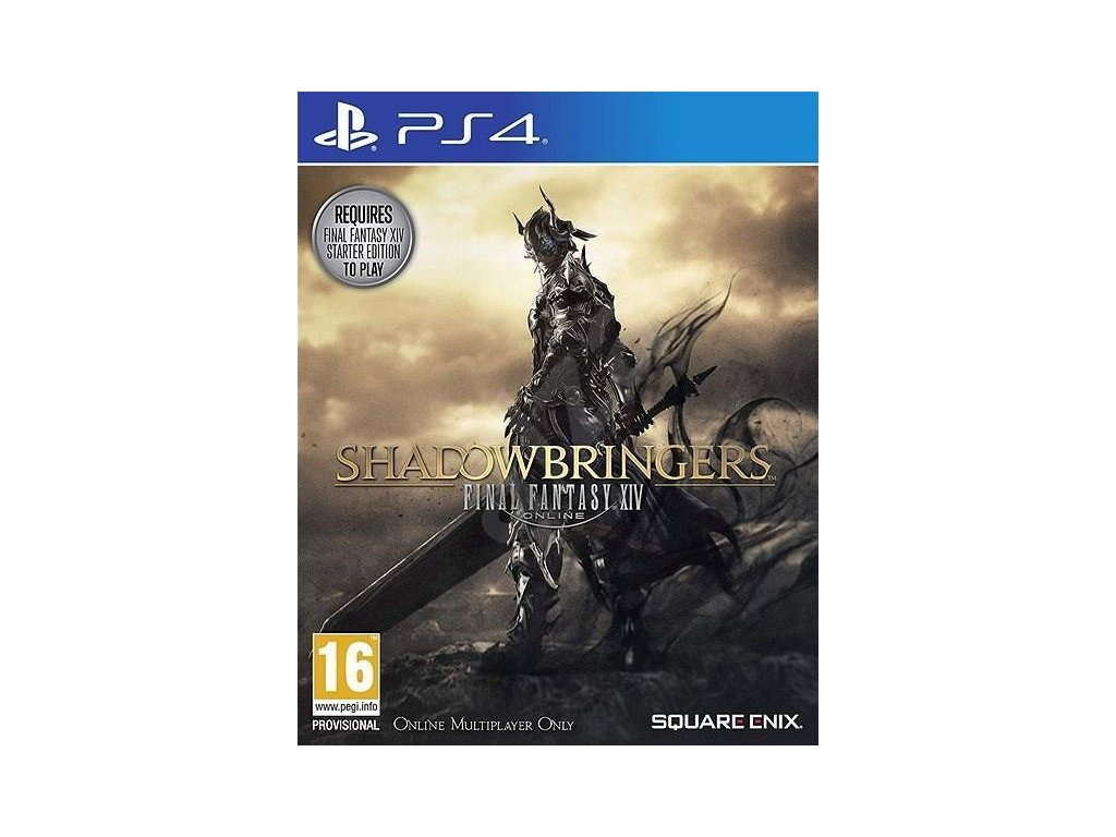 Final Fantasy XIV:Shadowbringers PS4 + dárek