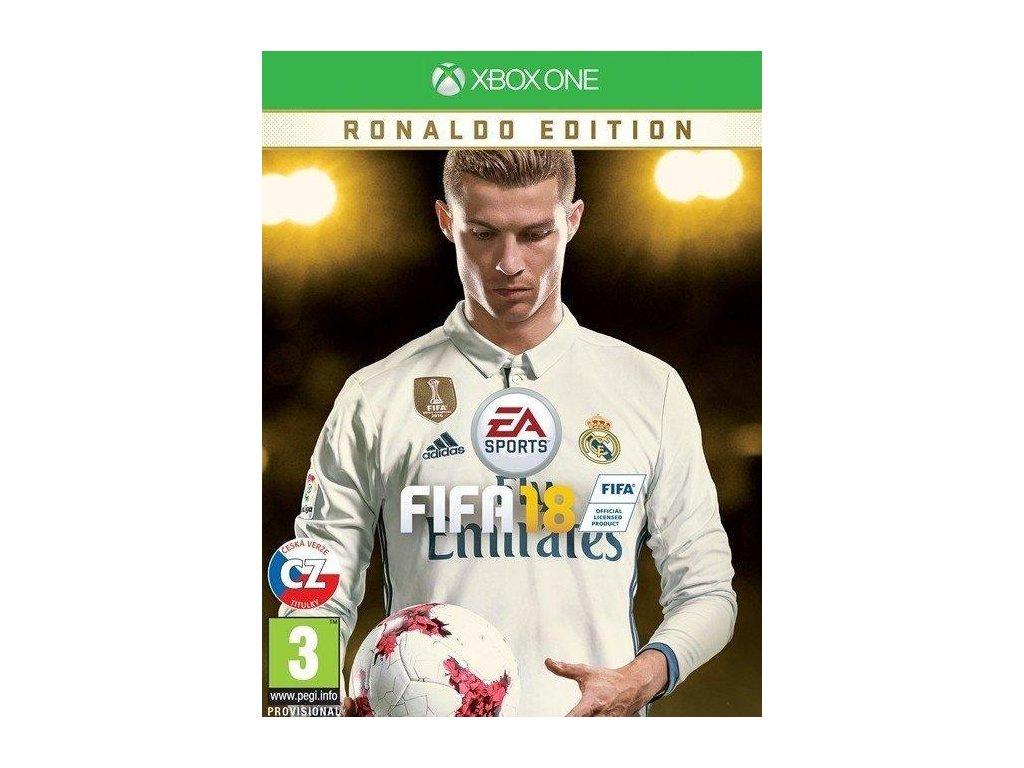 Fifa 18 (Ronaldo Edition) XOne + dárek