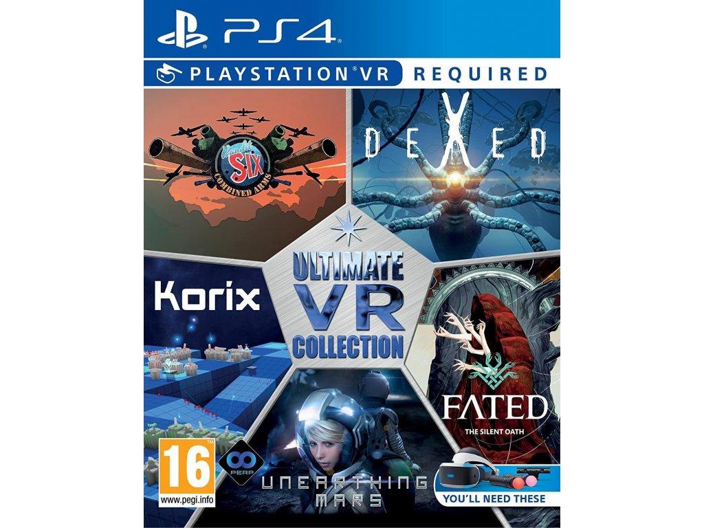 Ultimate VR Collection PS4 + dárek