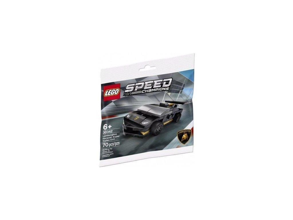 Lego Speed Champions 30342 Lamborghini Huracán Super Trofeo EVO