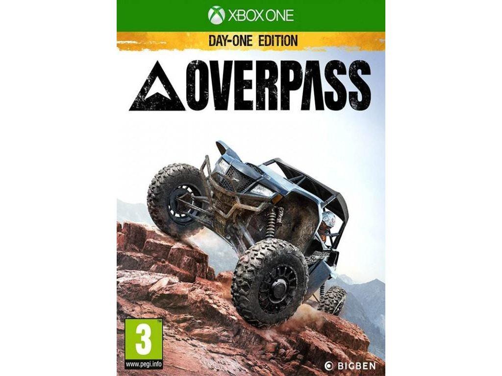 Overpass (D1 Edition) XOne + dárek
