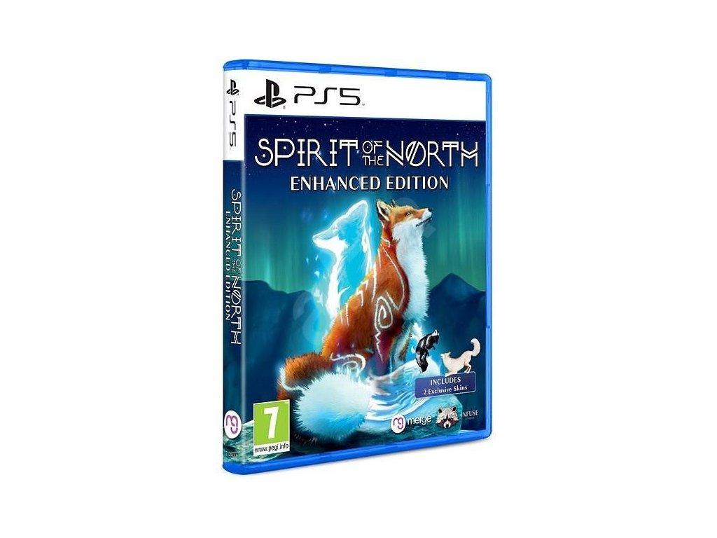 Spirit of the Nort PS5 + dárek