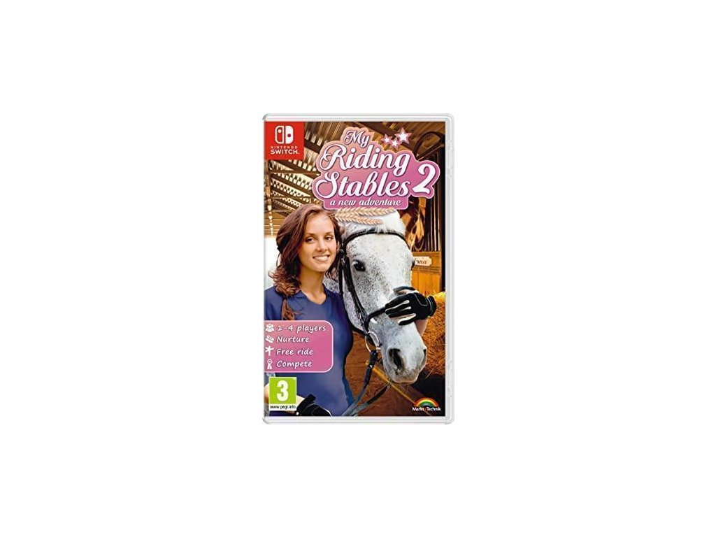 My Riding Stables 2:A New Adventure (SWITCH)