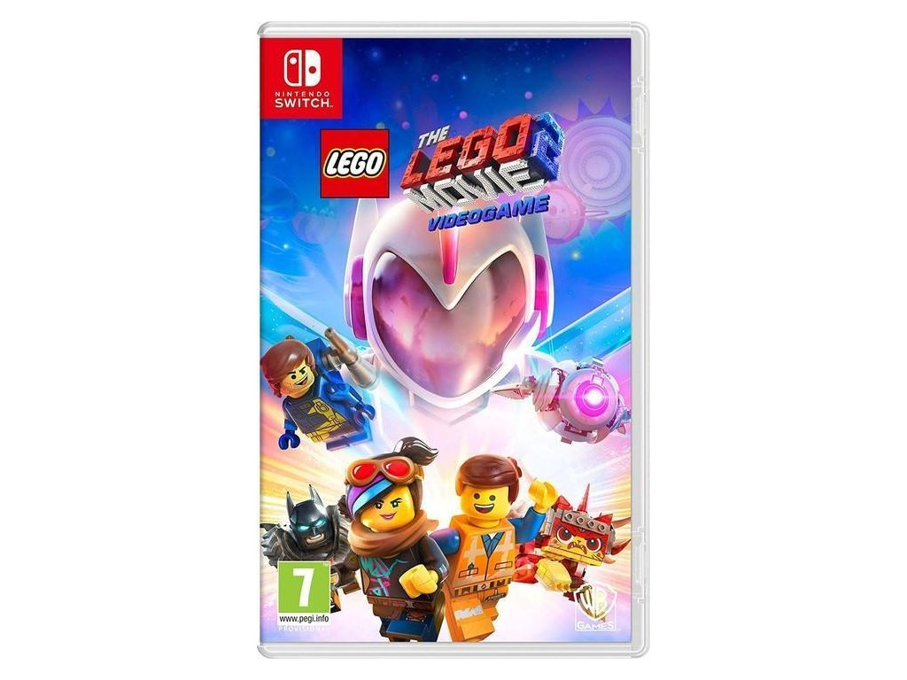 LEGO Movie Video Game 2 (SWITCH)