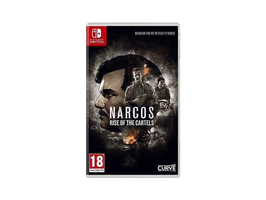 Narcos:Rise of the Cartels  (SWITCH) + dárek